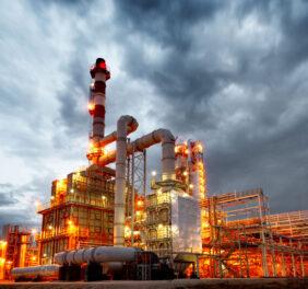 شرکت نفت و گاز رتبه ۵